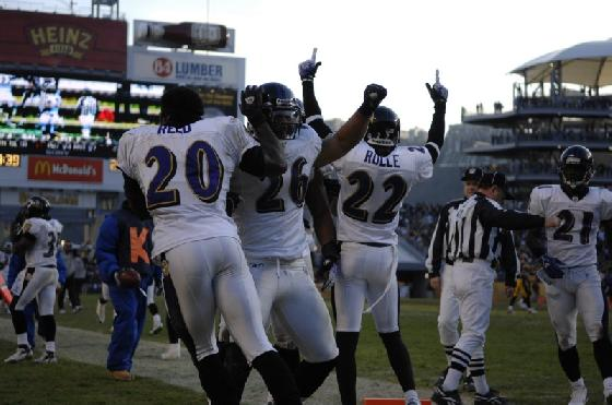 RAVENS ROSTER OVERVIEW & PRESEASON GRADES: SECONDARY