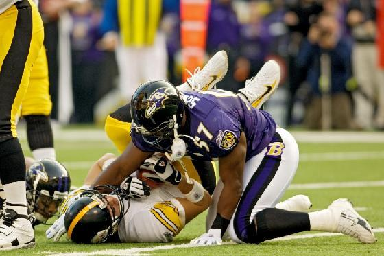 RAVENS LOOKING TO DUPLICATE DOMINANCE OVER STEELERS