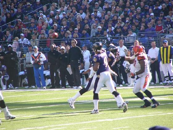 RAVENS ISSUE REBUTTAL ASSUME CONTROL OF AFC NORTH