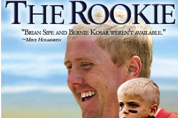 "Ravens take on ""The Rookie"""