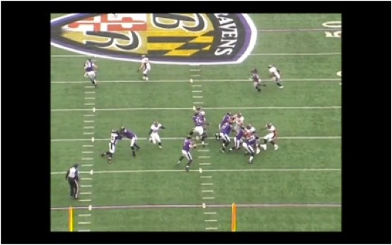 Film breakdown: Joe's bad day – blame the offensive line