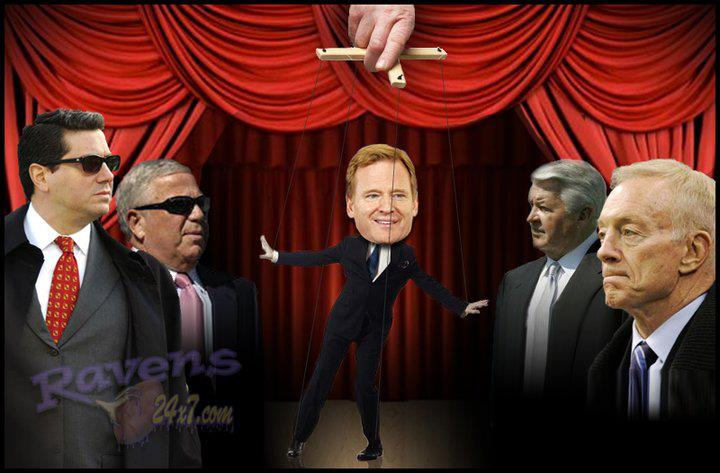 Ed Reed's fine exposes more Goodell inconsistencies