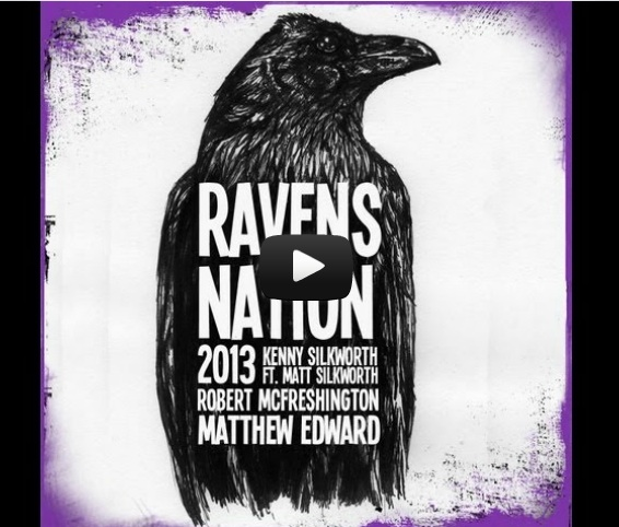 New Ravens playoff anthem