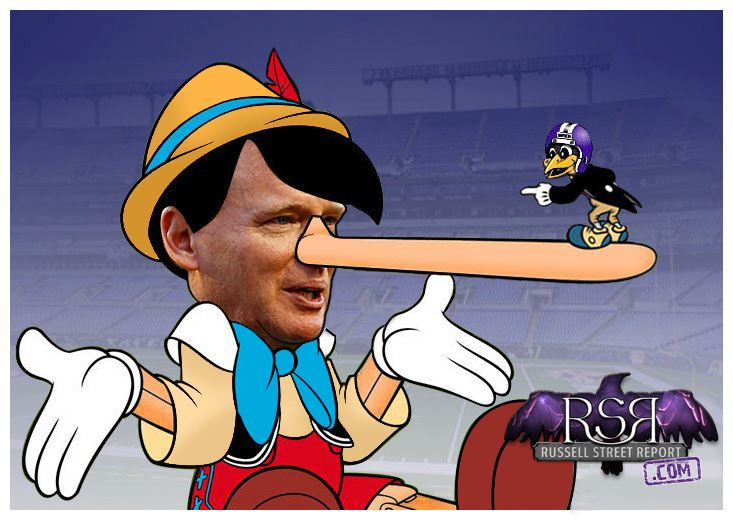 Baltimore Doesn't Deserve Goodell's Lying Eyes