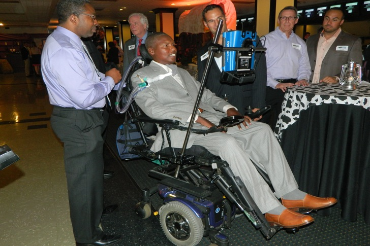 O.J. Brigance celebrates 44th Birthday, Announces New Book