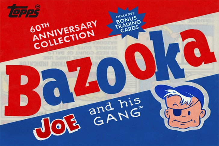Hopes Are High For Bazooka Joe