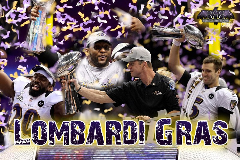 Another Lombardi For The Ravens? Not so fast says Vegas…