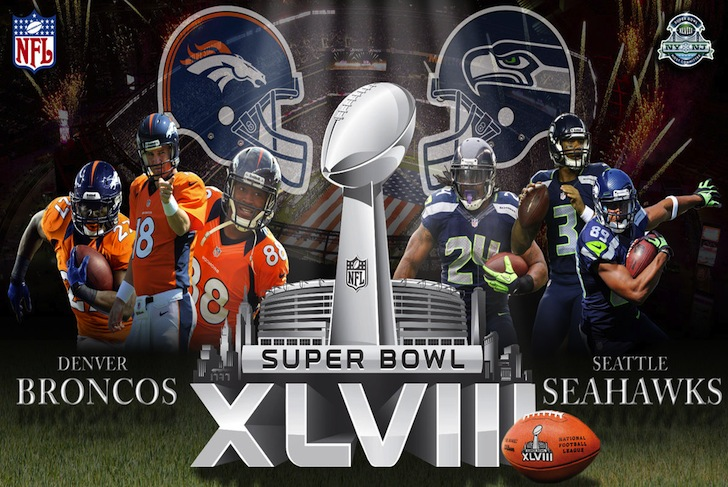 IT'S PREDICTION TIME: Super Bowl XLVIII