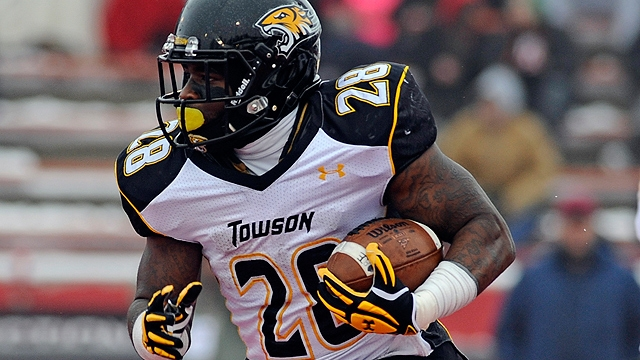Towson's West a Good Fit with his Hometown Team?