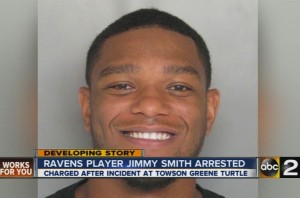 Jimmy Smith Arrested