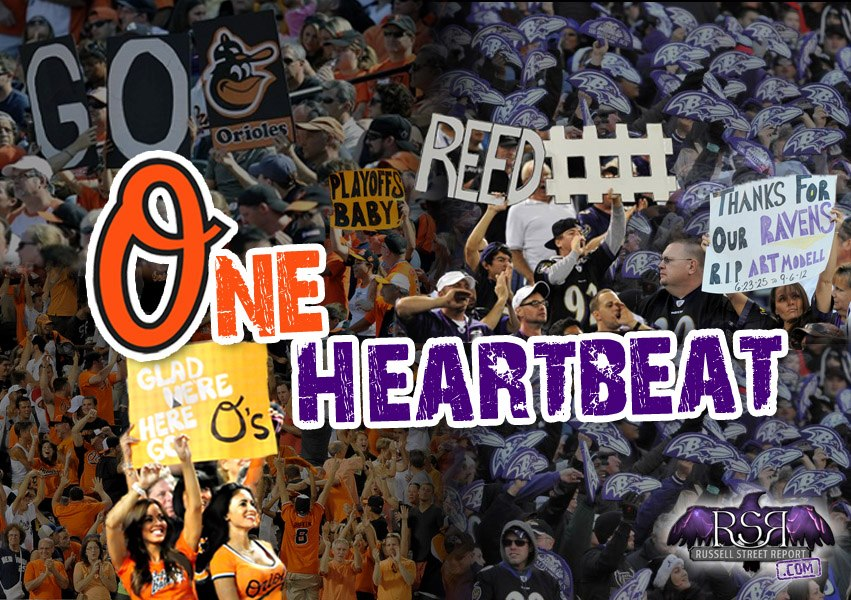 Do Ravens And Orioles Fans Share One Heartbeat?