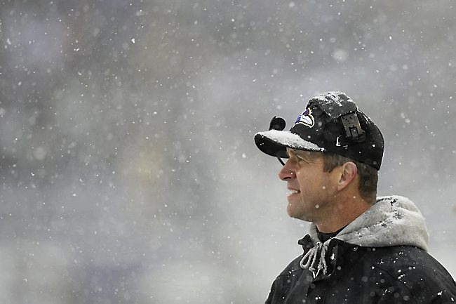 PiR: Harbaugh On the Hot Seat?