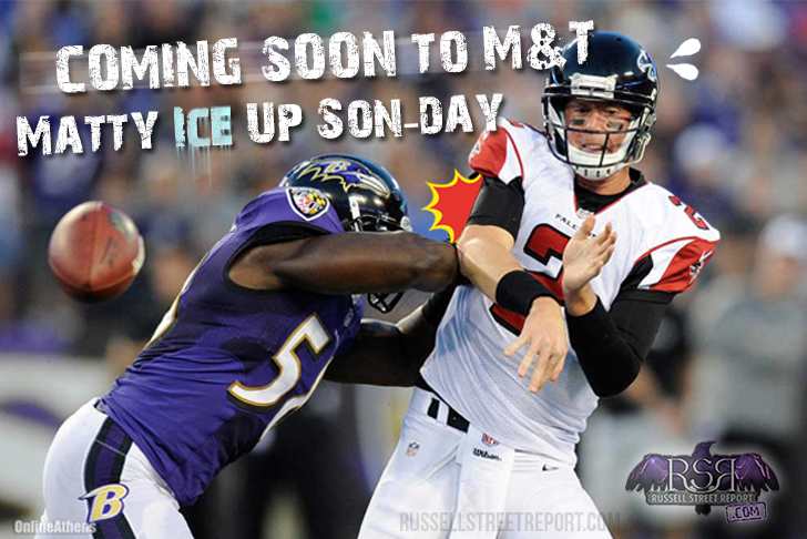 Flacco vs. Ryan, Round 2