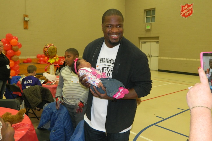 McClain, Canty host 53 Families event