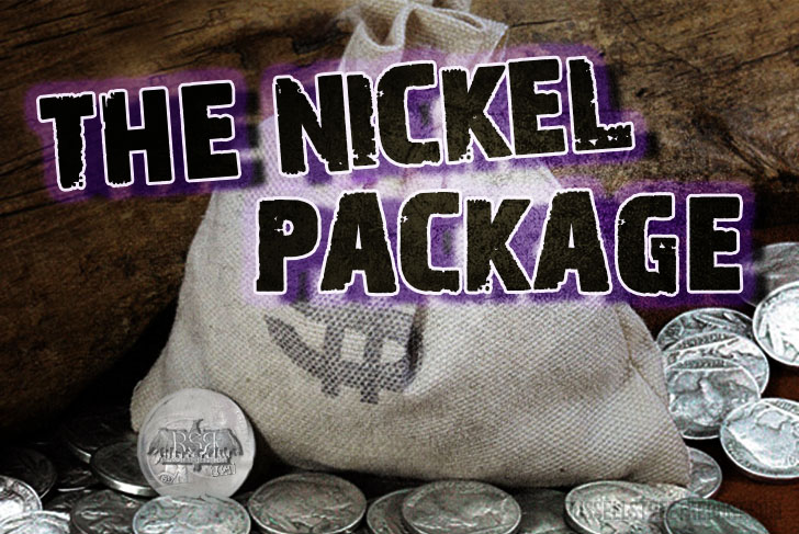 Nickel Package: Monday Night at NOLA