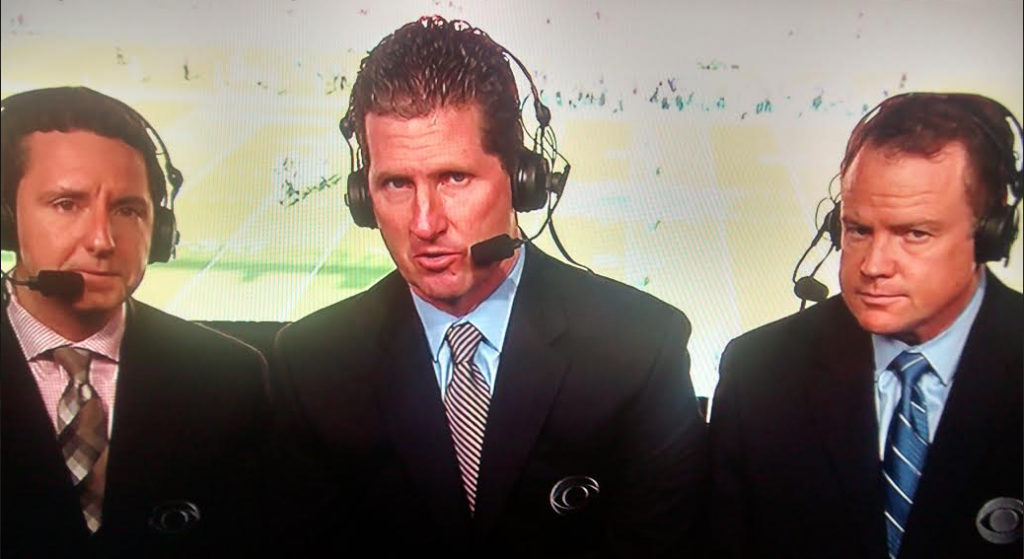 Three-Man Booth Shines in Miami