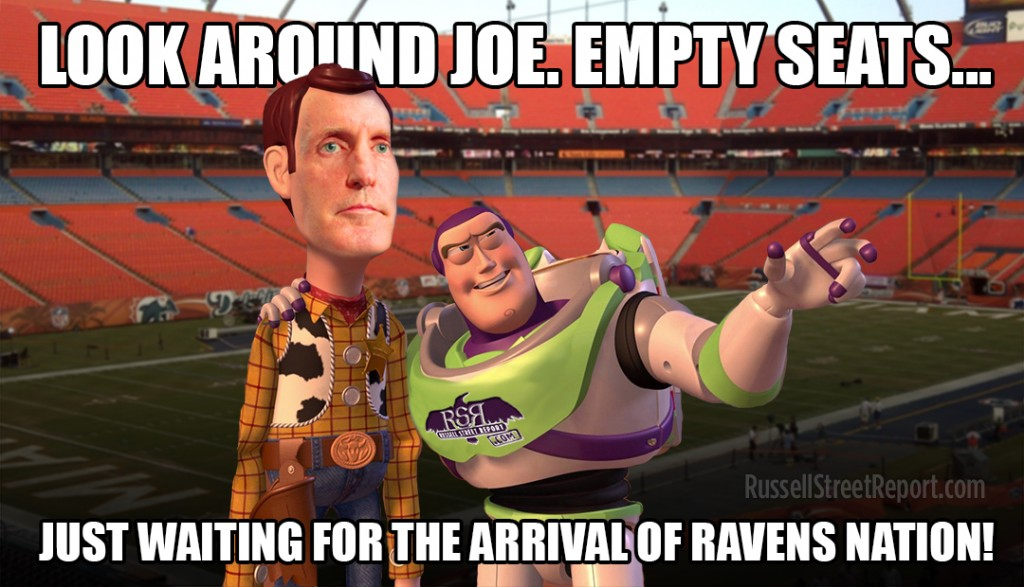 Can Ravens Keep Playoff Hopes Alive?