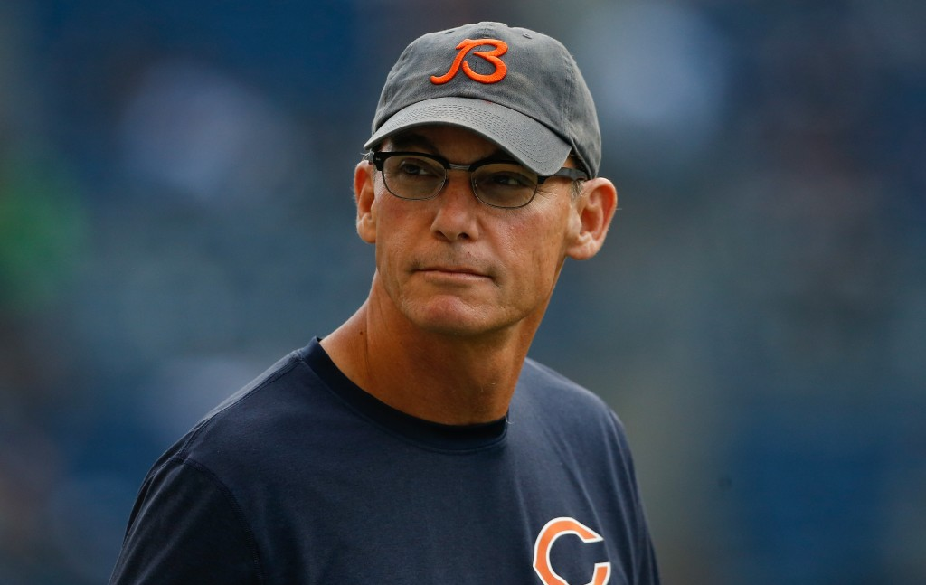 Chicago Warning About Trestman