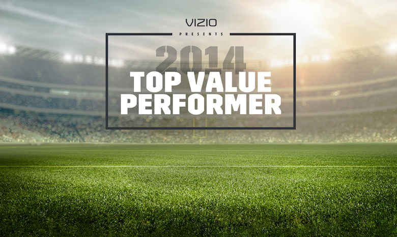 Forsett a Top Value Performer Finalist