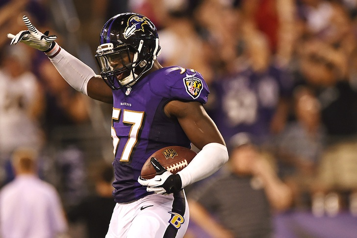 Ravens Mosley is Not an Ordinary Rookie