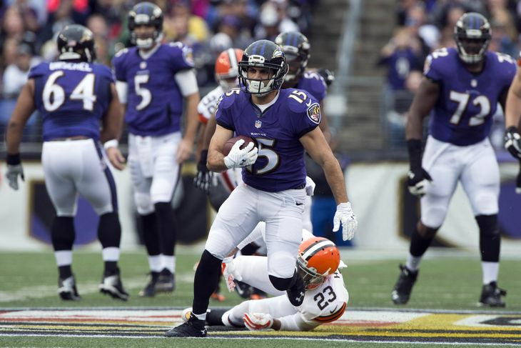 Ravens vs. Browns – Friday/Game Status