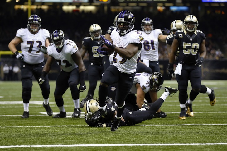 Last Year's 8th Best RB, Justin Forsett