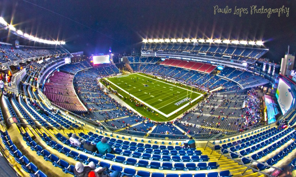 Tickets in Foxboro Can be Pricey