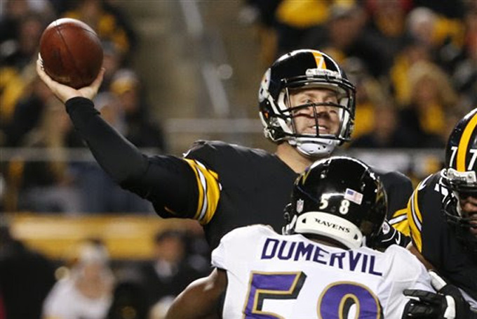 Improved Steelers OL Should Worry Ravens