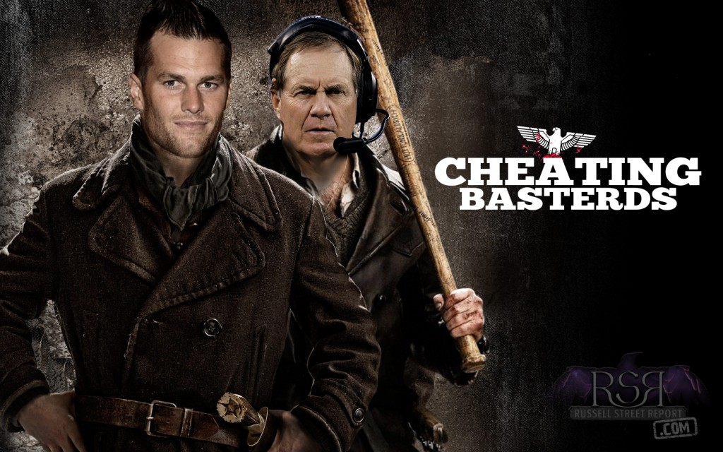 Patriots Revert to What Works…Cheating