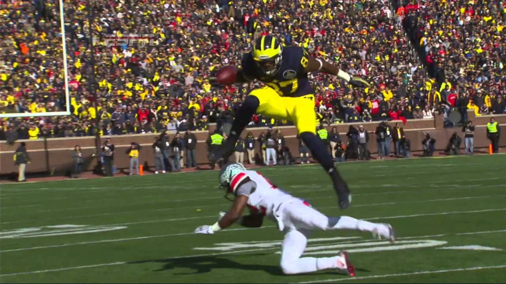 Devin Funchess Can Win Jump Balls