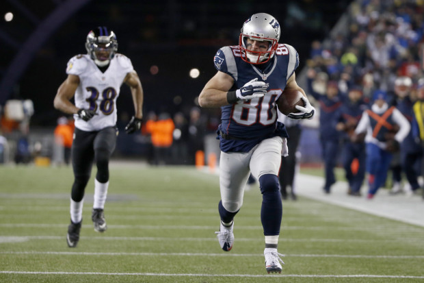 Pats Clip Ravens: Knee-Jerk Reactions