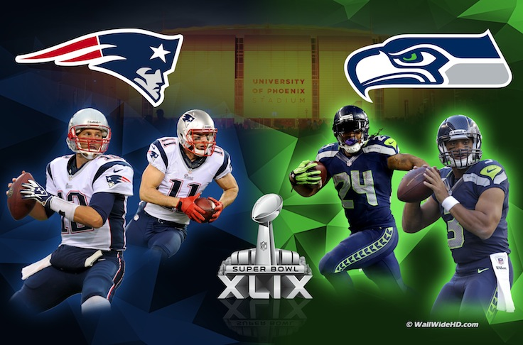 Two-Minute Drill: Super Bowl XLIX