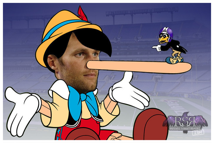 Pinocchio Goes to Super Bowl XLIX
