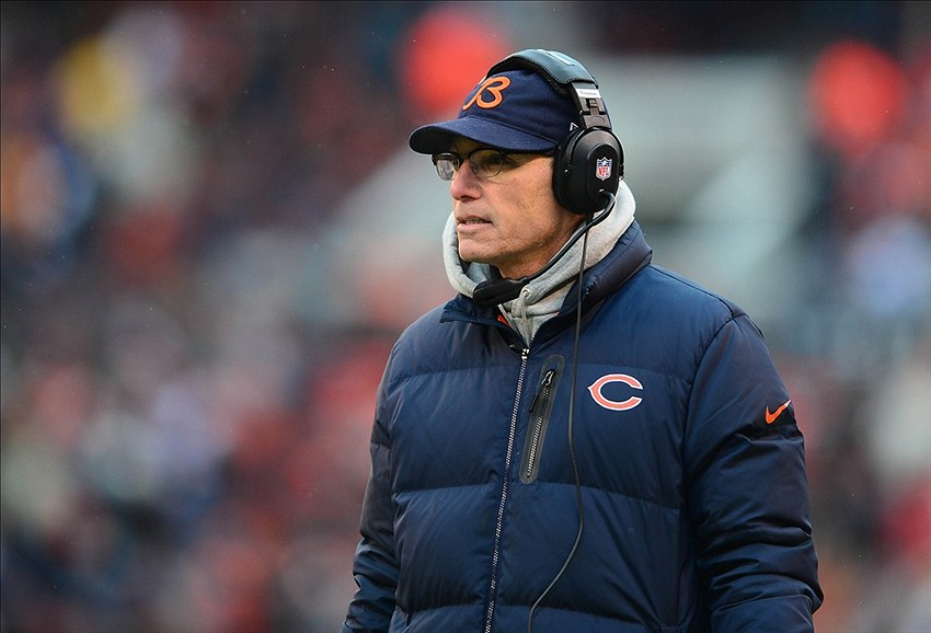 Getting to Know Marc Trestman