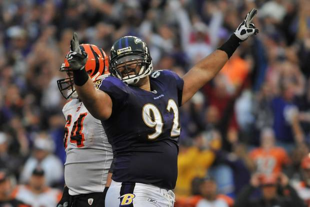 Ravens, Ngata Not Close