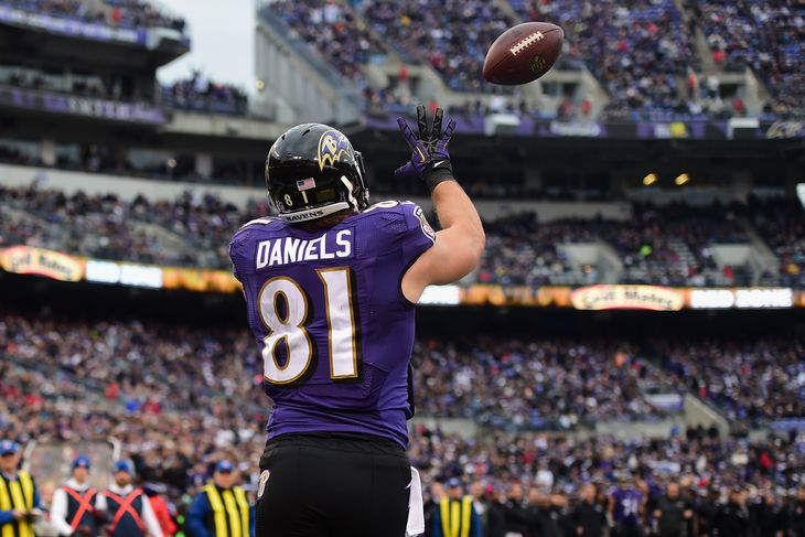Ravens' Top 5 Needs After FA Week 1