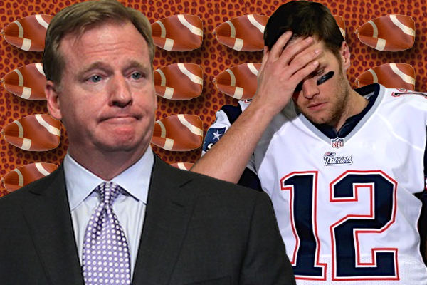 Knee-Jerks: Brady Suspension Upheld