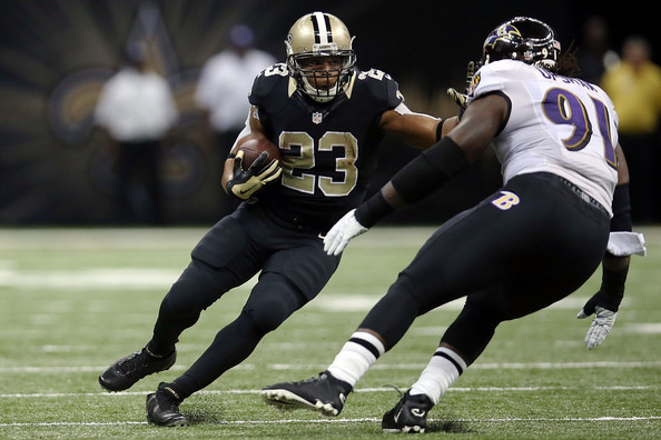 Pierre Thomas Should be on Ravens' Radar