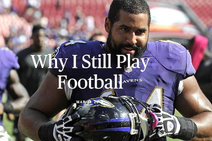 Could Urschel Leave Ravens High And Dry?
