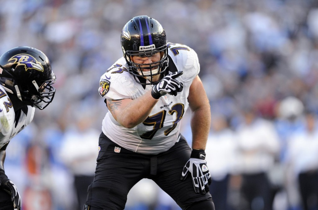 Former Pig Farmer Makes Good With Ravens