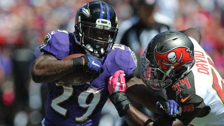 Why Forsett Stayed a Raven