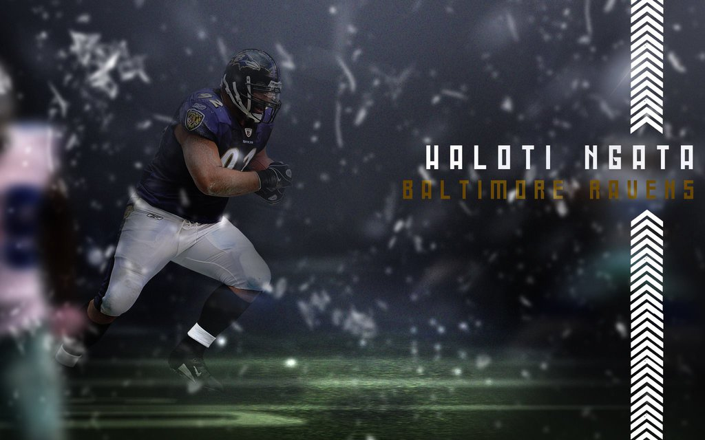 The Day Haloti Ngata Became a Raven