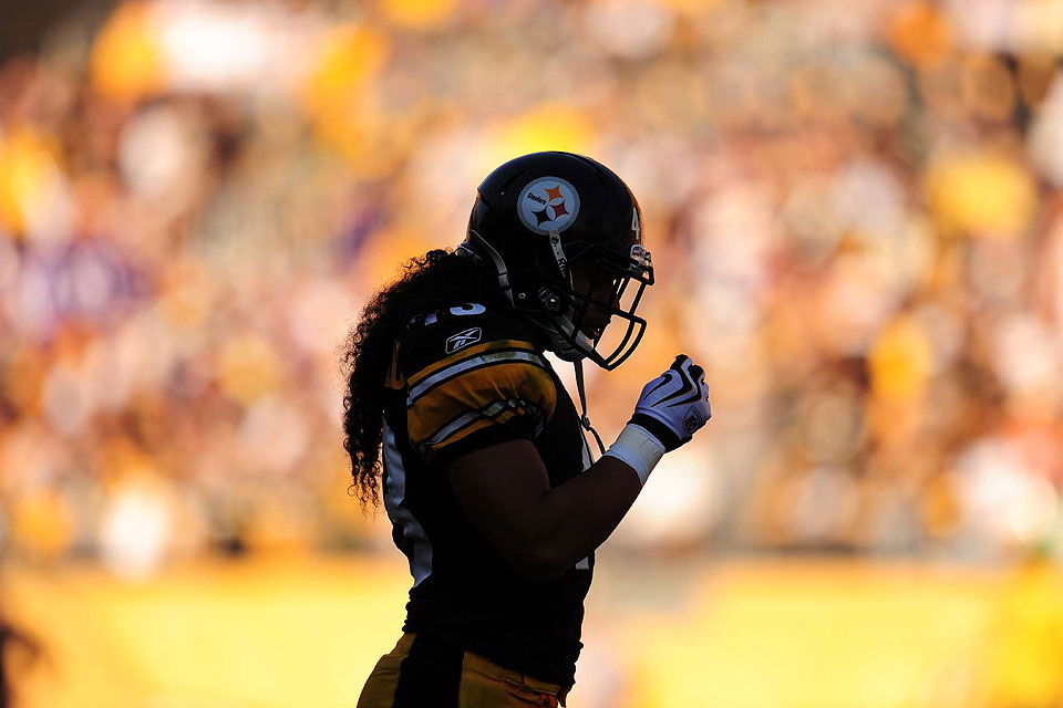 Peter King Says Polamalu Over Reed