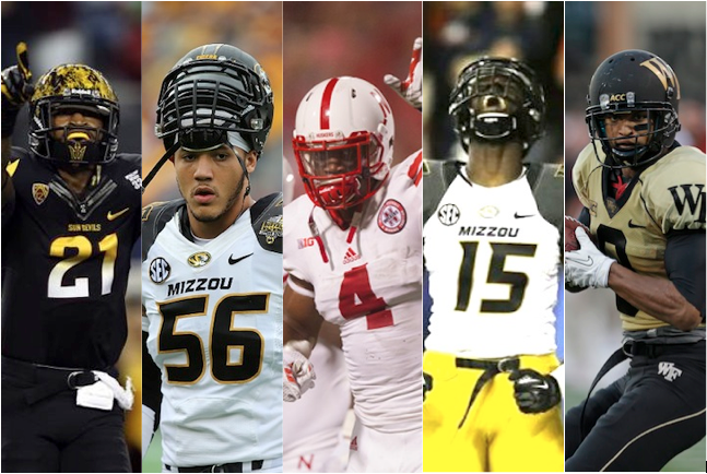 Overrated Talents in The 2015 NFL Draft