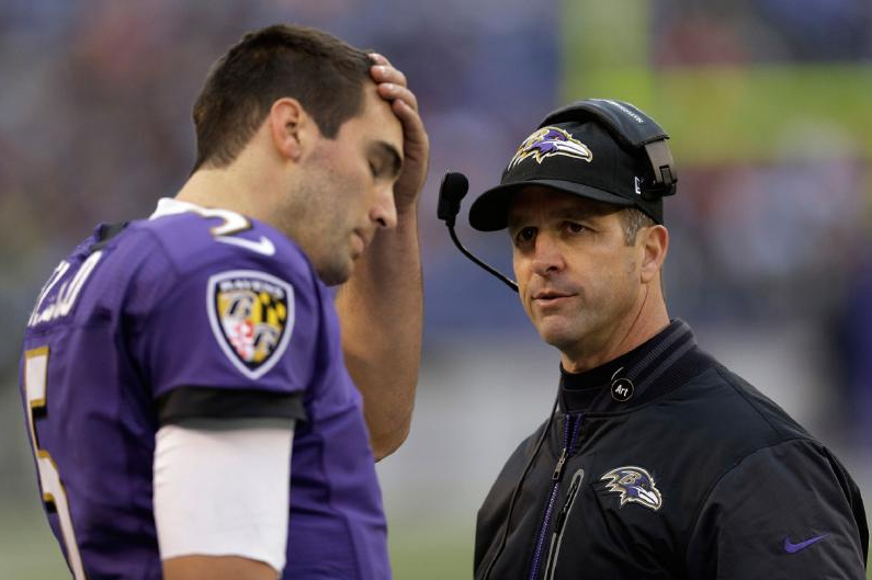 First 7 Games Could Break The Ravens