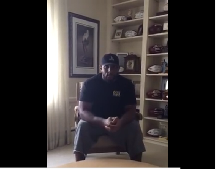Ray Lewis' Message to Baltimore