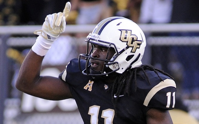 Football Runs Through Perriman's Blood