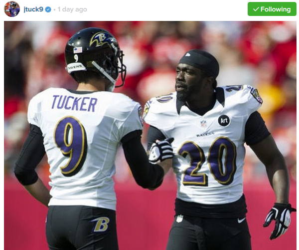 Former Teammates Honor Ed Reed