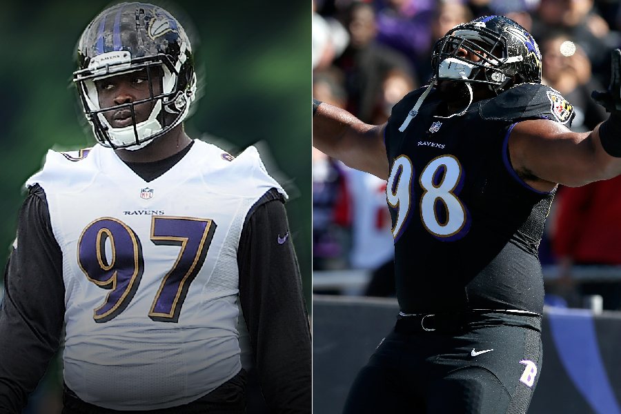 Jernigan & Williams Wreak Havoc at OTAs