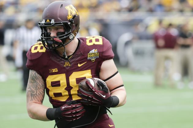 Knee-Jerks: Ravens Pick TE Maxx Williams